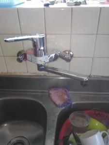 神戸キッチン水漏れ