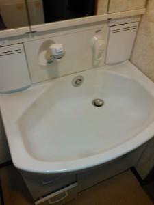 神戸市洗面所水漏れ修理
